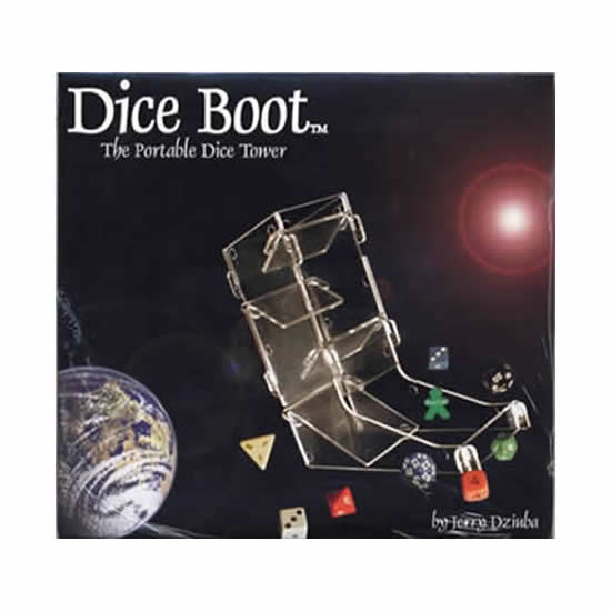 Chessex Dice CHX00023 Dice Boot Portable Dice Tower Chessex at Sears.com