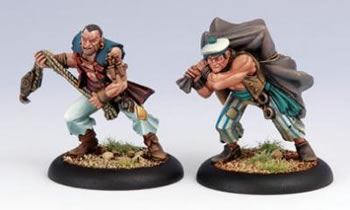 Privateer Press Miniatures PIP41059 Gangers Blister Pack by Privateer Press at Sears.com