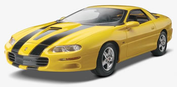 Revell-Monogram REV4273 2002 Chevy Camaro Plastic Model Kit by Revell at Sears.com