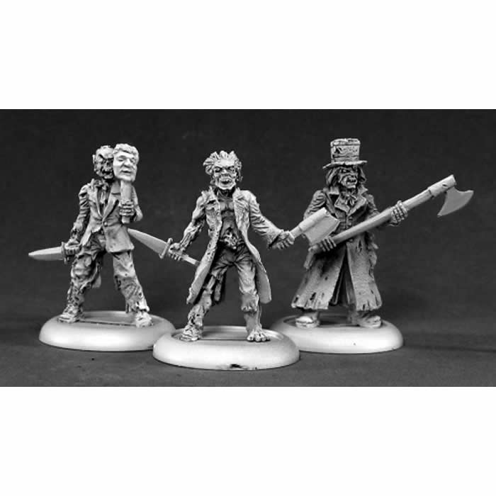Reaper Miniatures RPR50066 Zombies 2 Chronoscope by Reaper Miniatures at Sears.com
