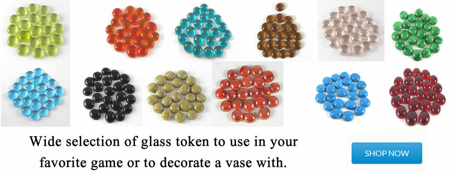 Glass Tokens