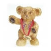 Bearing Crystals Bears Figurines