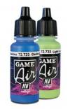 Vallejo Game Air Color Paints