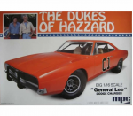 MPC752 General Lee Charger The Dukes Of Hazzard 1/16 Scale MPC