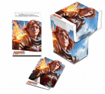 UPR86309 Oath Of Chandra Oath Of The Gatewatch Full View Deck Box For Magic Ultra Pro