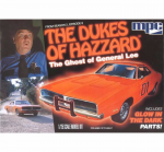 MPC754 Ghost Of General Lee 1/25 Scale Plastic Model MPC