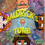 5TH1004 Baldricks Tomb Board Game 5th Street Games