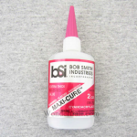 BSI113 Maxi-Cure Extra Thick 2oz CA Adhesive Glue Bob Smith Industries