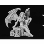 RPR01426 2009 Christmas Sophie Miniature 25mm Heroic Scale