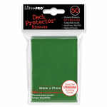 UPR82671 Green Standard Card Sleeves 50 Count Ultra Pro