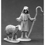 RPR01433 The Nativity Shepherd Miniature 25mm Heroic Scale