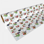 GGP0510 Gaming Paper Dork Tower Wrapping Paper