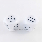 KOP17339 Tactile Dice d6 32mm 2ea