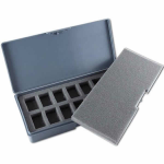 CHX02860 Miniature Storage Box (Has 14 Spaces for Miniatures) Chessex
