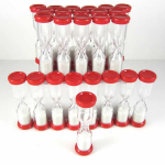 KOP11892 Sand Timer Approximately 90 Second Pack of 25 Koplow Games