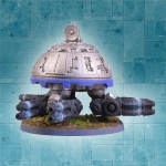 BOM34001 Counterblast Mekkus Central Command Unit Miniature Bombshell