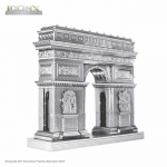 FASICX005 Arc de Triomphe 3D Metal Model Kit Iconic Series Fascinations