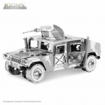 FASICX008 Humvee 3D Metal Model Kit Iconic Series Fascinations