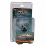 WZK71958 D And D Attack Wing Shield Dwarf Fighter Miniature Expansion WizKids