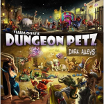 CGE00024 Dungeon Petz Dark Alleys Expansion Czech Games