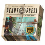 ASN0060 Penny Press Board Game Asmadi Games