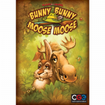 CGE00008 Bunny Bunny Moose Moose Interactive Party Game Czech Games