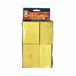MID20 Balsa Mini Carving Block Bag Midwest Products