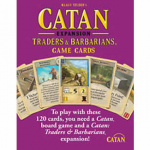 MFG3123 Catan Traders And Barbarians Replacement Deck Mayfair Games