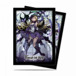 UPR84785 Dark Alice Force Of Will Standard Card Sleeves 65 Count