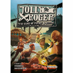 AREARCG001 Jolly Roger The Game Of Piracy And Mutiny Strategy Game Ares Games