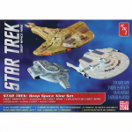 AMT76412 Star Trek Deep Space 9 Set Cadet Series Plastic Model Kit AMT