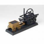 ACA18133 Penydarren Steam Locomotive Plastic Assembly Kit Academy