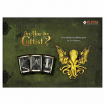 WDF11155 Are You The Cultist Intrigue Edition Card Game Wildfire
