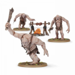 GAW32-05 The Trolls Hobbit Miniatures Game Games Workshop
