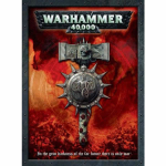 GAW40-02-N Warhammer 40k 5th Edition Rule Book Miniature Game Games Workshop
