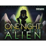 BEZONUA One Night Ultimate Alien Card Game Bezier Games