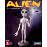 LIN91004 Friendly Alien Limited Edition Plastic Model Kit Lindberg