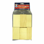 MID0021 Mini Carving Blocks Variety Pack Of Basswood
