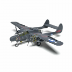 HBM83209 P-61B Black Widow 1/32 Scale Plastic Model Kit
