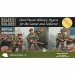 PSCWW2015015 British Paratroopers 1944-45 Plastic Soldier Company