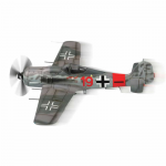 SQU7007 Fw-190A-8 Focke Wulf Quick Kit 1/72 Scale Plastic Model Kit Squadron