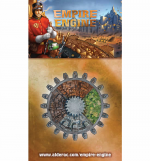 AEG5817 Empire Engine Board Game AEG