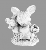 RPR01443 Mothers Day Mousling Miniature 25mm Heroic Scale