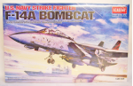 Aca12206***F-14A Tomcat 1/48 Scale Plastic Model Rare Kit