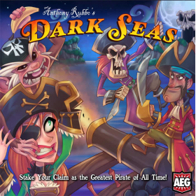 AEG5826 Dark Seas Tile Game AEG Games