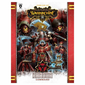 PIP1082 Khador Command Warmachine Softcover Privateer Press