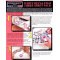 BMF120 White Inkjet Decal Sheets Three Pack Bare Metal Foil