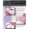 BMF122 Clear Inkjet Decal Sheets Three Pack Bare Metal Foil