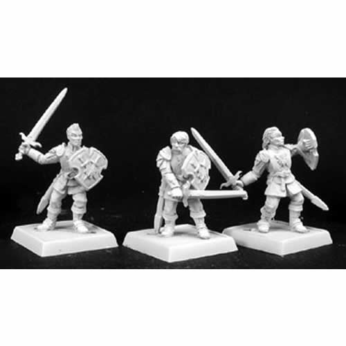 3 Ivy Crown Skirmishers Discontinued