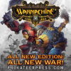 Warmachine Minature Game